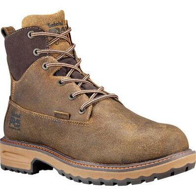 Timberland PRO Hightower Women's 6 inch Composite Toe Waterproof 400G Insulated Work Boot, , large