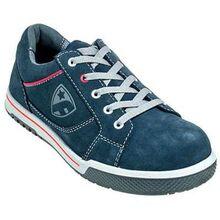 FootGuard Freestyle Suede Steel Toe LoCut Static Dissipative Shoe