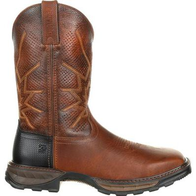 Durango® Maverick XP™ Steel Toe Ventilated Pull-On Work Boot, , large