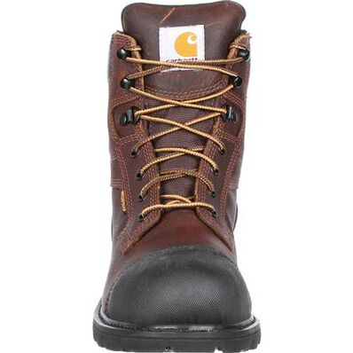 Carhartt CSA-Approved Steel Toe Puncture-Resistant Waterproof 400g Insulated Work Boot, , large