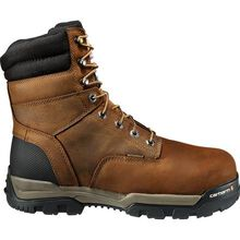 Carhartt Ground Force Men's 8 Inch Composite Toe 600G Insulated Waterproof Work Boot