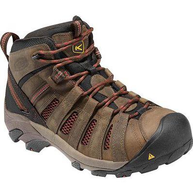 KEEN Utility® Flint Steel Toe Work Hiker, , large