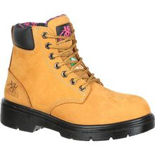 Moxie Trades Women's Alice Steel Toe CSA-Approved Puncture-Resistant Work Boot