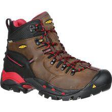 KEEN Utility® Pittsburgh Men' Steel Toe Electrical Hazard Work BootShoe
