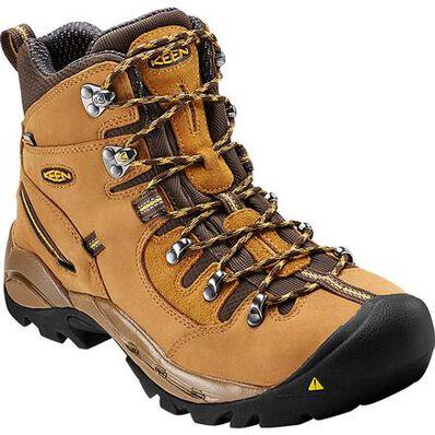 KEEN Utility® Pittsburgh Steel Toe Waterproof Work Hiker, , large