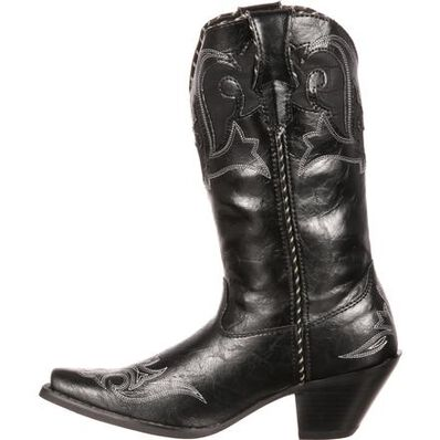 "Crush™ by Durango® 11"" Women's Peek-A-Boot Western, , large"