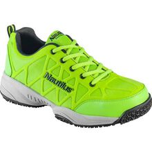 Nautilus Composite Toe Hi-Vis Slip-Resistant Work Athletic Shoe