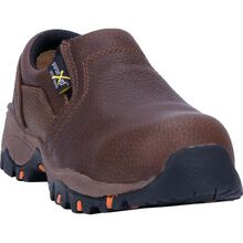 McRae Industrial Women's Composite Toe Electrical Hazard Internal Met Guard Slip-on Shoe