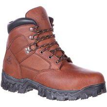Rocky Alpha Force Steel Toe Fully Puncture-Resistant Waterproof Work Boot