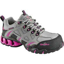 Nautilus Women's Composite Toe Waterproof Work Athletic Shoe