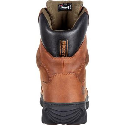 Rocky S2V Composite Toe Waterproof 200G Insulated Work Boot, , large