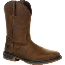 Rocky Worksmart PR Composite Toe Waterproof Western Boot