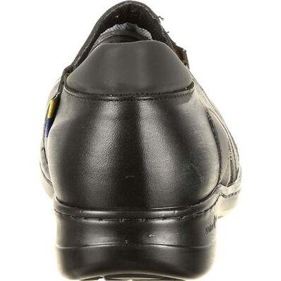 Mellow Walk Daisy Women's Steel Toe Static-Dissipative Slip-on Work Shoe, , large