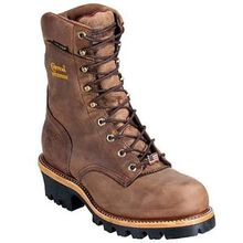 Chippewa Bay Apache Steel Toe Waterproof Insulated Logger Work Boot