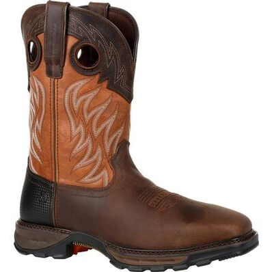 Durango® Maverick XP™ Steel Toe Waterproof Western Work Boot, , large