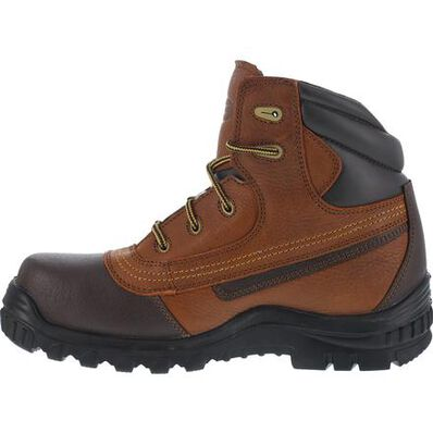 Iron Age Backstop Steel Toe Static-Dissipative Work Boot, , large