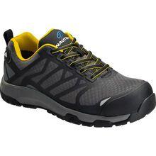 Nautilus Velocity Men's Carbon Fiber Toe Static-Dissipative Non-Metallic Athletic Work Shoe