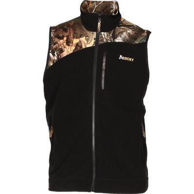 Rocky Full Zip Fleece Vest, , large