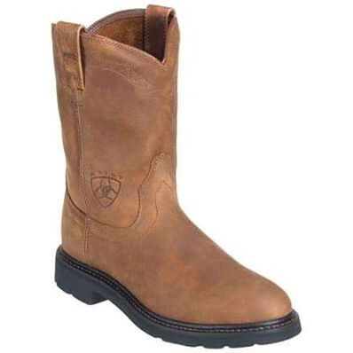 Ariat Sierra Steel Toe Western Work Boot, , large