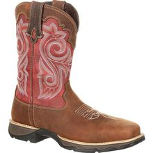 Lady Rebel Work™ by Durango® Women's Waterproof Composite Toe Western Work Boot