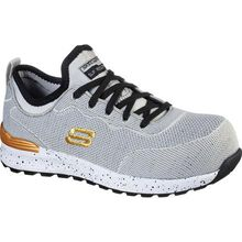 SKECHERS Work Bulklin-Balran Women's Composite Toe Electrical Hazard Athletic Work Shoe