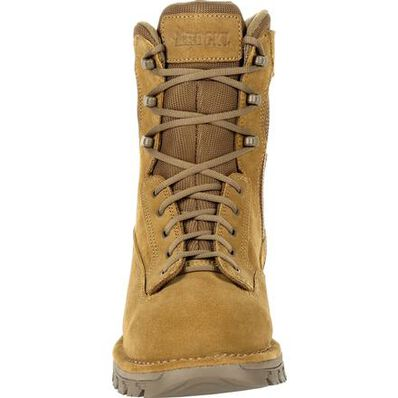 "Rocky Portland 8"" Side Zip Composite Toe Public Service Boot, , large"