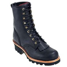 Chippewa Steel Toe Logger Work Boot