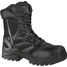Thorogood The Deuce Unisex Composite Toe Waterproof Side Zip Duty Boot