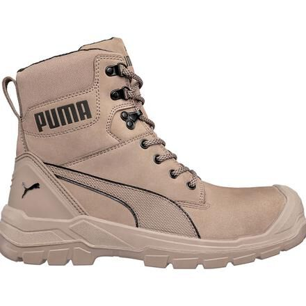 Puma Safety Conquest CTX Men's 7 inch Composite Toe Electrical ...