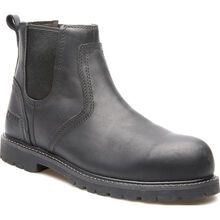 Kodiak McKinney Men's CSA Composite Toe Electrical Hazard Puncture-Resisting Waterproof Chelsea Boot