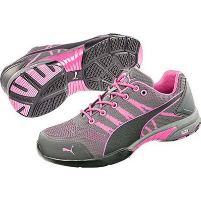 Puma Miss Safety Motion Celerity Knit Women's Steel Toe Static-Dissipative Work Athletic Shoe, , large
