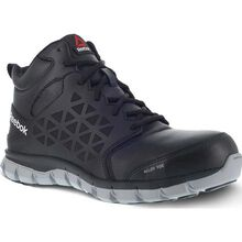 Reebok Sublite Cushion Work Alloy Toe Electrical Hazard Athletic Work Shoe