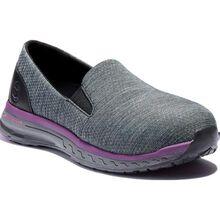 Timberland PRO Drivetrain Women's Alloy Toe Electrical Hazard Black Slip-On Work Shoe
