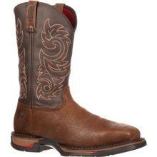 Rocky Long Range Steel Toe Waterproof Pull-On Boot
