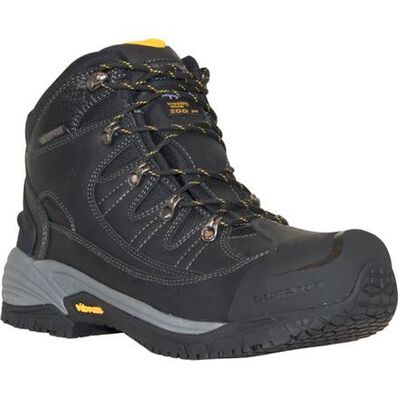 RefrigiWear Iron Hiker Composite Toe Waterproof 200g Insulated Work Hiker, , large