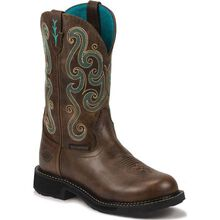 Justin Original Workboots Justin Gypsy Women's Steel Toe Waterproof Western Work Boot