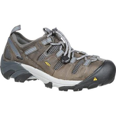 KEEN Utility® Atlanta Cool Steel Toe Static-Dissipative Work Athletic Shoe, , large