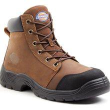 Dickies Wrecker Men's 6 inch Steel Toe Electrical Hazard Work Boot