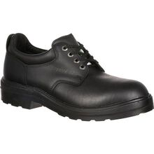 Royer Steel Toe Puncture-Resistant Work Oxford