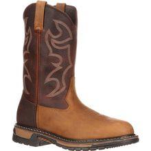 Rocky Original Ride Branson Roper Western Boots