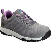 Nautilus Velocity Women's Carbon Fiber Toe Static-Dissipative Non-Metallic Athletic Work Shoe