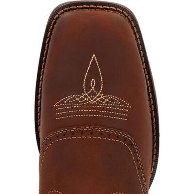 Rebel™ by Durango® Steel Toe Waterproof Western Boot, , large