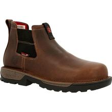Rocky Legacy 32 Waterproof Composite Toe Work Chelsea Boot