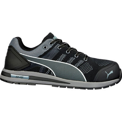 Puma Safety Elevate Knit Men's Steel Toe Static-Dissipative Athletic Work Shoe, , large