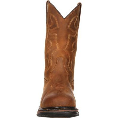 Rocky Women's Original Ride Waterproof Western Boot, , large
