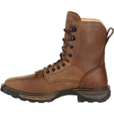Durango® Maverick XP™ Steel Toe Waterproof Square Toe Lacer Work Boot, , large