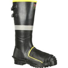 Tingley Rubber Steel Toe Internal Met Guard Puncture-Resistant Work Boot