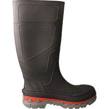 Twisted X Men's 14-Inch Steel Toe Electrical Waterproof Rubber Mud Boots