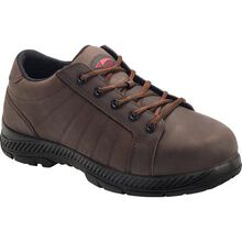 Avenger Men's Steel Toe Electrical Hazard Work Oxford
