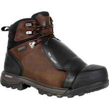 Rocky XO-Toe Composite Toe Met Guard Waterproof Work Boot